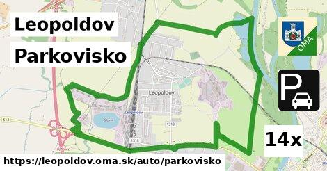 ilustračný obrázok k Parkovisko, Leopoldov