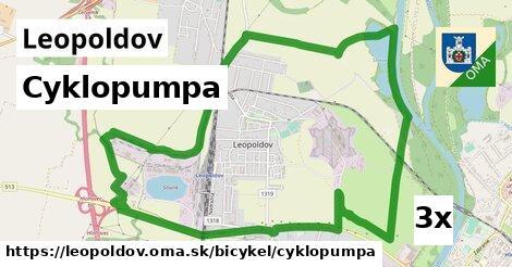 cyklopumpa v Leopoldov