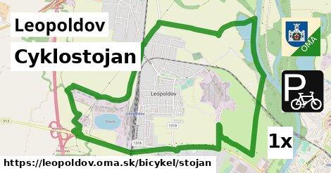 ilustračný obrázok k Cyklostojan, Leopoldov