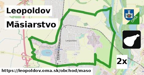 ilustračný obrázok k Mäsiarstvo, Leopoldov
