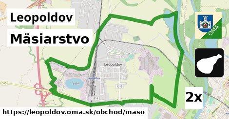 mäsiarstvo v Leopoldov