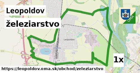 ilustračný obrázok k železiarstvo, Leopoldov