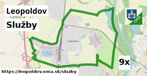 služby v Leopoldov