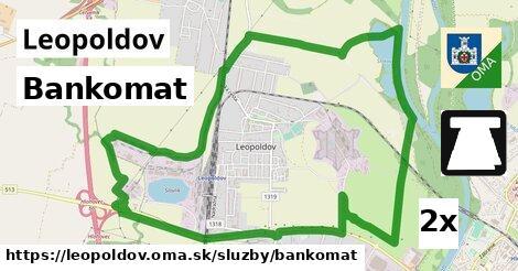 ilustračný obrázok k Bankomat, Leopoldov