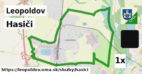 ilustračný obrázok k Hasiči, Leopoldov