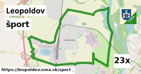 šport v Leopoldov