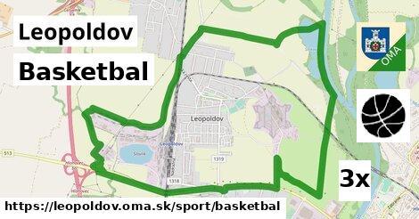 ilustračný obrázok k Basketbal, Leopoldov