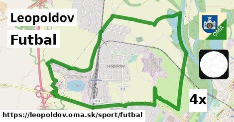 ilustračný obrázok k Futbal, Leopoldov