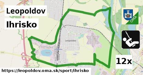ilustračný obrázok k Ihrisko, Leopoldov