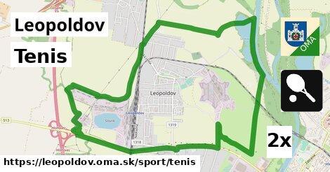 tenis v Leopoldov
