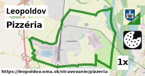 ilustračný obrázok k Pizzéria, Leopoldov