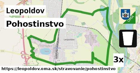 pohostinstvo v Leopoldov