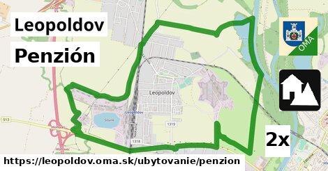 ilustračný obrázok k Penzión, Leopoldov