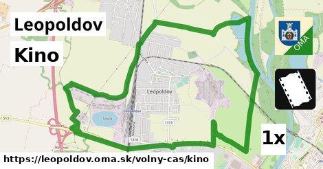 kino v Leopoldov
