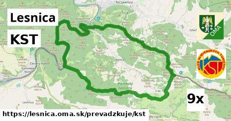 KST v Lesnica