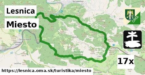 ilustračný obrázok k Miesto, Lesnica