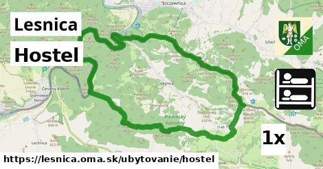 hostel v Lesnica
