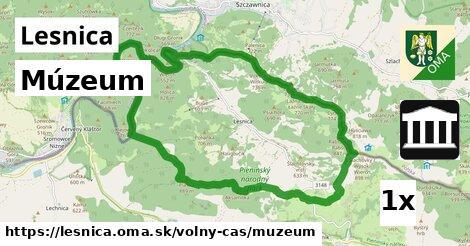 múzeum v Lesnica