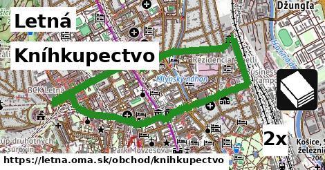 ilustračný obrázok k Kníhkupectvo, Letná