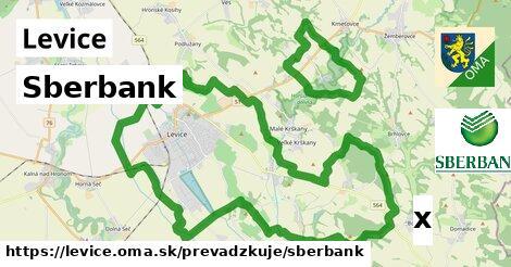 Sberbank v Levice
