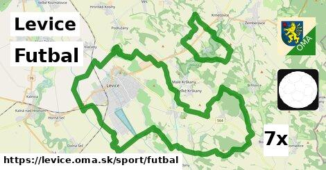 ilustračný obrázok k Futbal, Levice