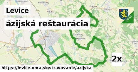 ázijská reštaurácia v Levice