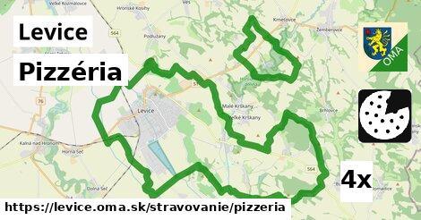 pizzéria v Levice