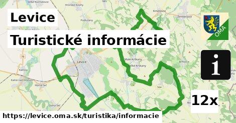 turistické informácie v Levice
