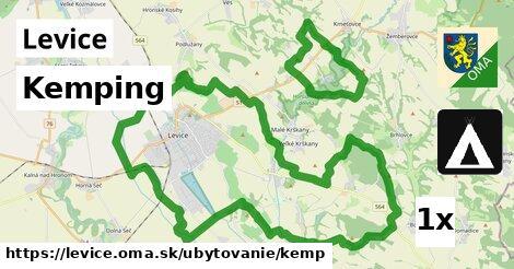ilustračný obrázok k Kemping, Levice