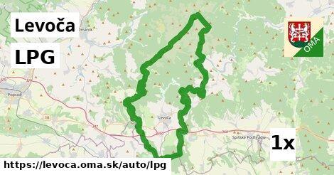 ilustračný obrázok k LPG, Levoča