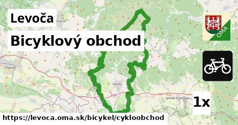 Bicyklový obchod, Levoča