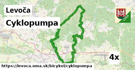 Cyklopumpa, Levoča