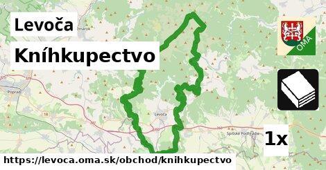 Kníhkupectvo, Levoča