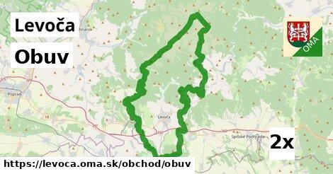 ilustračný obrázok k Obuv, Levoča