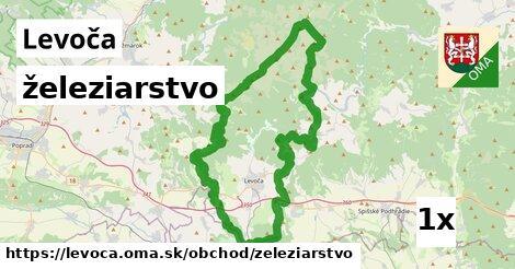 ilustračný obrázok k železiarstvo, Levoča