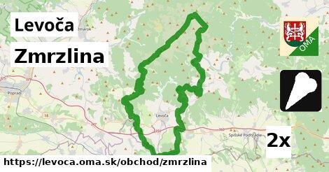 ilustračný obrázok k Zmrzlina, Levoča