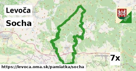 Socha, Levoča