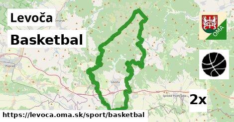 Basketbal, Levoča