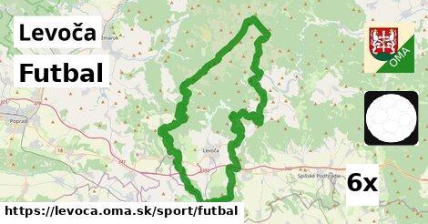 Futbal, Levoča