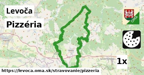 Pizzéria, Levoča