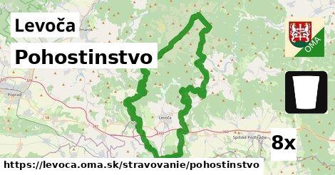 ilustračný obrázok k Pohostinstvo, Levoča