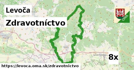 zdravotníctvo v Levoča