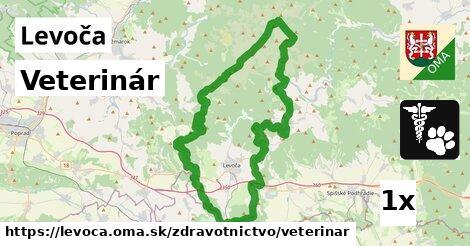 ilustračný obrázok k Veterinár, Levoča