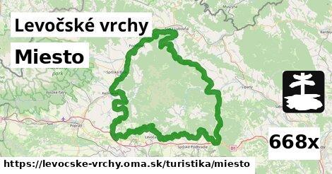 ilustračný obrázok k Miesto, Levočské vrchy
