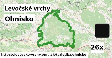 ilustračný obrázok k Ohnisko, Levočské vrchy