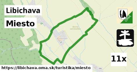 ilustračný obrázok k Miesto, Libichava