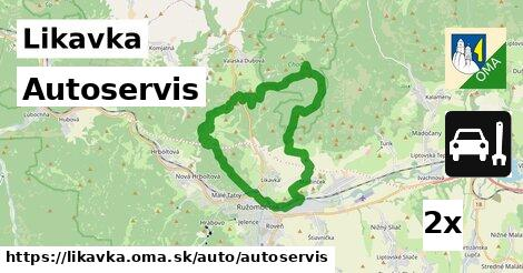 ilustračný obrázok k Autoservis, Likavka