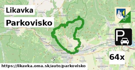 parkovisko v Likavka