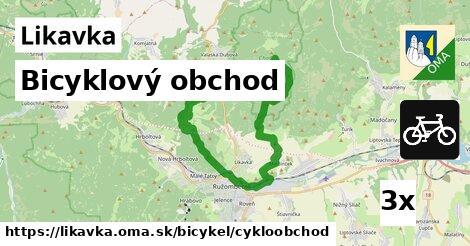 bicyklový obchod v Likavka