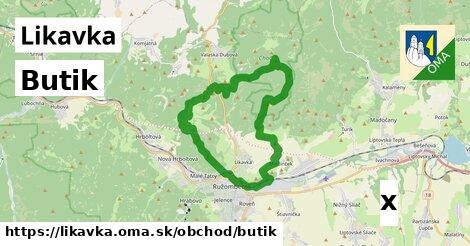 ilustračný obrázok k Butik, Likavka